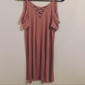 Pinc Dress